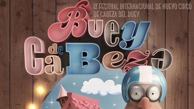 Festival Internacional de nuevo circo 'Buey de Cabeza'